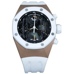 Audemars Piguet Rose Gold Royal Oak Concept Tourbillon Wristwatch