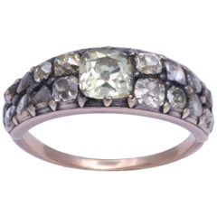 18th Century Georgian Diamond Ring