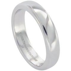 Tiffany & Co. 950 Platinum 1999 Wedding Band Ring