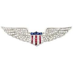 Cartier Aviator's Badge