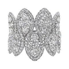 4.30 Carat Marquise Diamond Ring