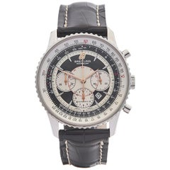 Breitling Montbrilliant Chronograph Stainless Steel A4137012/ B986