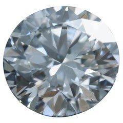 GIA Certified Loose 4.01 Carat Round Diamond