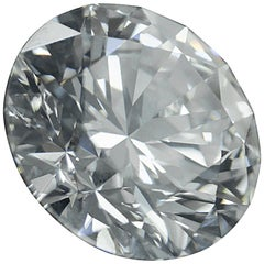 Round Brilliant Diamond 26.20 Carat