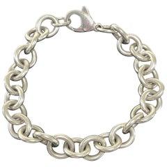 Unbranded Silver Link Bracelet