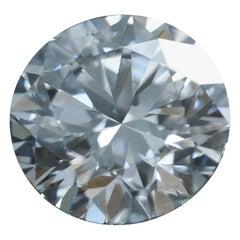GIA Certified Loose 4.01 Carat Round Diamond