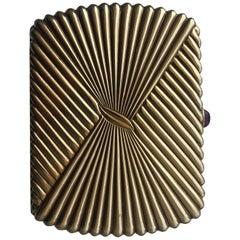 Van Cleef & Arpels Gold Case Holder