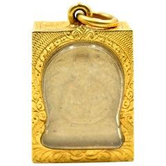 Sand Box Idol Pendant