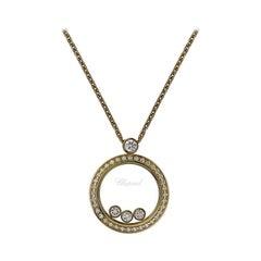 Chopard Happy Diamonds Pendant 793929-0301