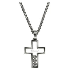 Chopard Cross Pendant - 794009-1001