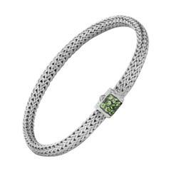 John Hardy Women's Classic Chain Silver Lava Extra Small Bracelet