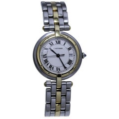 Cartier Women's Bicolor Stainless Steel Watch