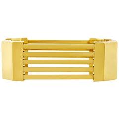 Kria Modernist Gold Bracelet