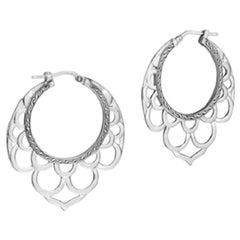 John Hardy Naga Earrings EB65790