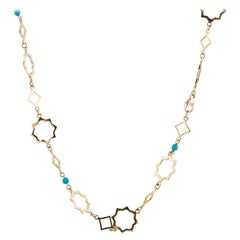 Tiffany & Co. Paloma Picasso Marrakesh Link Necklace