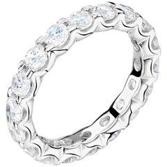 Contemporary Full Eternity Ring