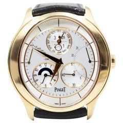 Piaget Black Tie Gouverneur Perpetual Calendar Watch