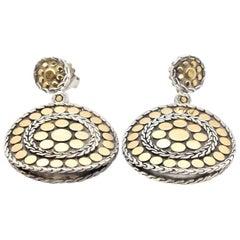 John Hardy Dangle Earrings