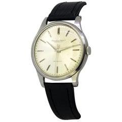 Vintage IWC Schaffhausen Men's Automatic Wristwatch, circa 1960s