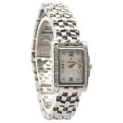 Ladies Stainless Steel Concord Sportivo Diamond Watch 14.25.662