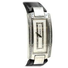 Raymond Weil Ladies Stainless Steel Diamond Shine quartz Wristwatch Ref 1500