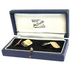 Payton Pepper & Sons Ltd 9 Karat Yellow Gold Cufflinks