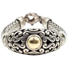 Sterling Silver Chain Style Bracelet
