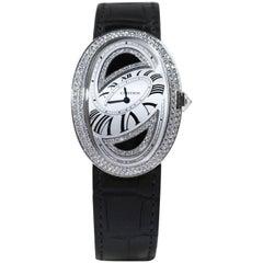 Cartier Baignoire Manual Ladies Watch