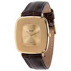 Piaget Dress 99121 Unisex Watch in 18 Karat Yellow Gold