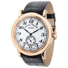 Franck Muller Liberty 7421 B S6 VIN Men's Watch in 18 Karat Rose Gold
