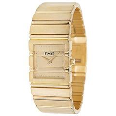 Piaget Polo 8131 C701 Ladies Watch in 18 Karat Yellow Gold
