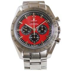 Omega Speedmaster Schumacher The Legend 35066100 Red and Black 3506.61.00