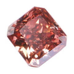 RARE .65 Carat Deep Fancy Pink GIA Argyle Diamond