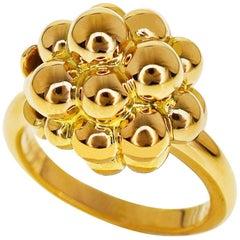 Boucheron Grand de Mure 18 Karat Pink Gold Ring