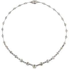 1920s Link Necklaces