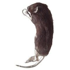 Emer Roberts Weaner Rat Pup Wearable Art Pendant