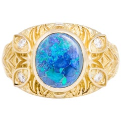 A'donna Opal Ring
