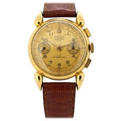Vintage Pontiac, Maillot Arc En Ciel Chronograph Watch, circa 1950s