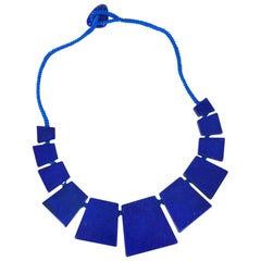 Decadent Jewels Lapis Lazuli Necklace