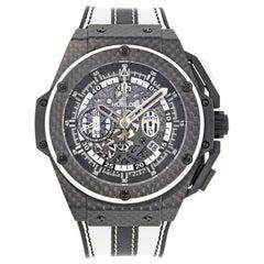 Hublot UEFA Euro King Power Carbon Fiber Automatic Watch 716.QX.1121.VR.JUV13
