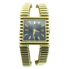 Piaget Yellow Gold mechanical Wristwatch, circa 1970