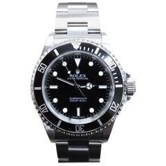 Rolex Submariner 14060 Black Stainless Steel 2007