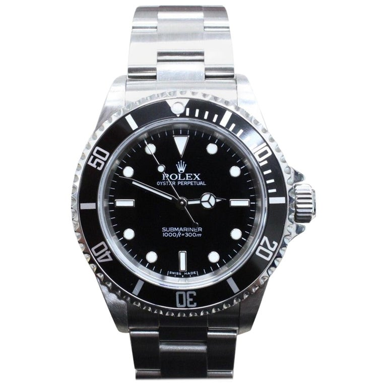rolex submariner 14060m for sale at 1stdibs