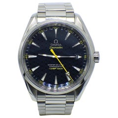 Omega Seamaster Aqua Terra James Bond 231.10.42.21.03.004 Stainless