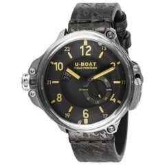 U-Boat Stainless Steel New Capsule 50 Automatic Wristwatch
