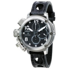 U-Boat Stainless Steel Chimera 46 Sideview Automatic Wristwatch