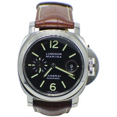 Panerai Contempory Luminor Marina PAM00104 Automatic Stainless Steel