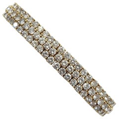 Diamond Bracelet 20 Carat