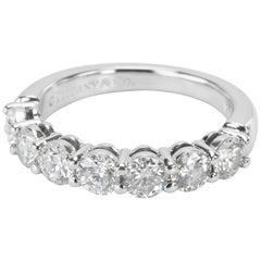 Tiffany & Co. Embrace Diamond Wedding Band in Platinum '0.91 Carat'