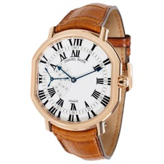 Daniel Roth Athys II 109.Y.5 Men's Watch in 18 Karat Rose Gold